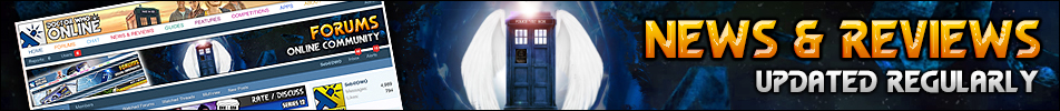 Doctor Who Online - News & Reviews
