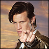Matt Smith Teases Christmas Episode